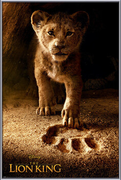 Gerahmte Poster The Lion King - Future King