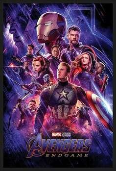 Gerahmte Poster Avengers: Endgame - Journey's End