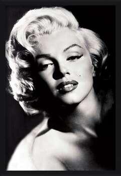 Gerahmte Poster Marilyn Monroe - glamour